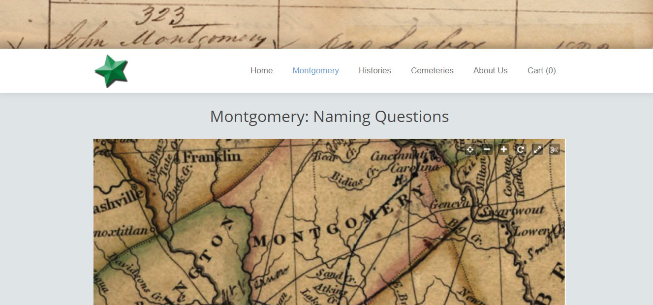 Montgomery: Naming Questions